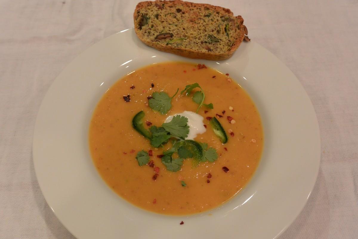 W 1 Tue D Thai Sweet Potato & Pumpkin Soup (1)