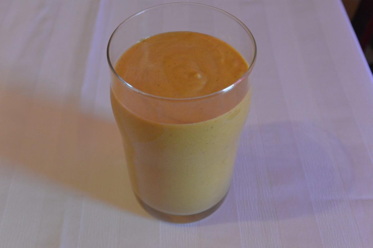 Pumpkin Spiced Smoothie (1)