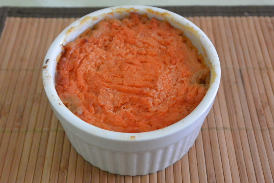 Sweet Potato Lentil Pie