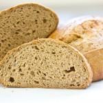 Pão Sourdough.